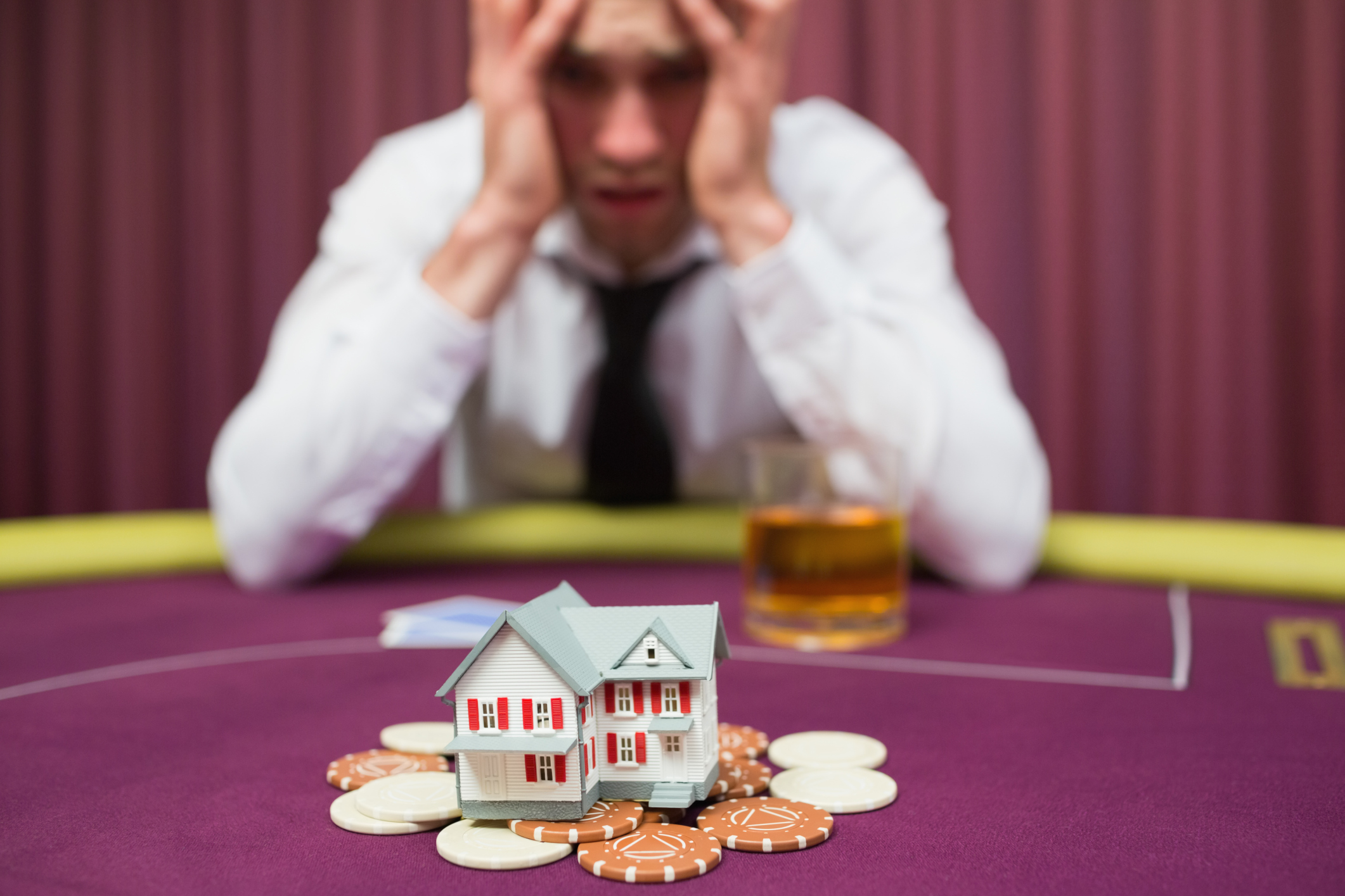 How to Deal with Your Gambling Cravings