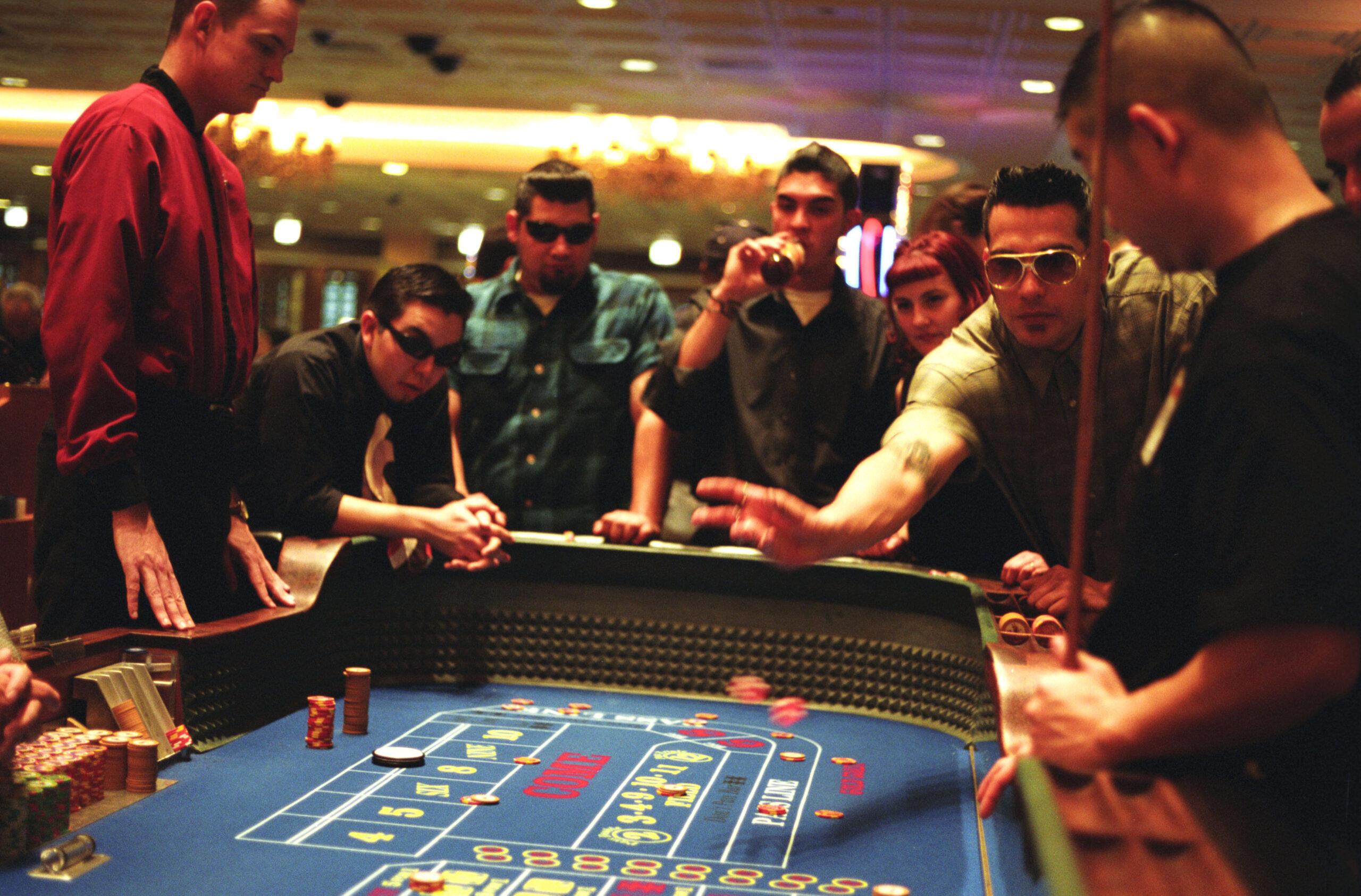 Warning Signs of a Gambling Problem