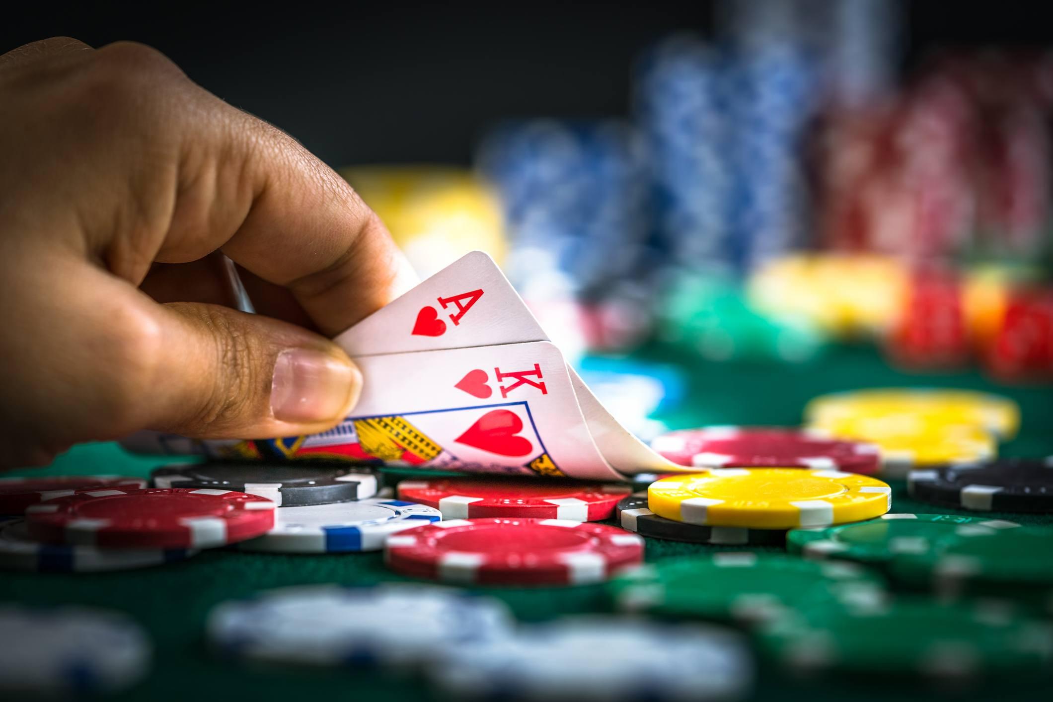Balancing Your Hand Range in Poker