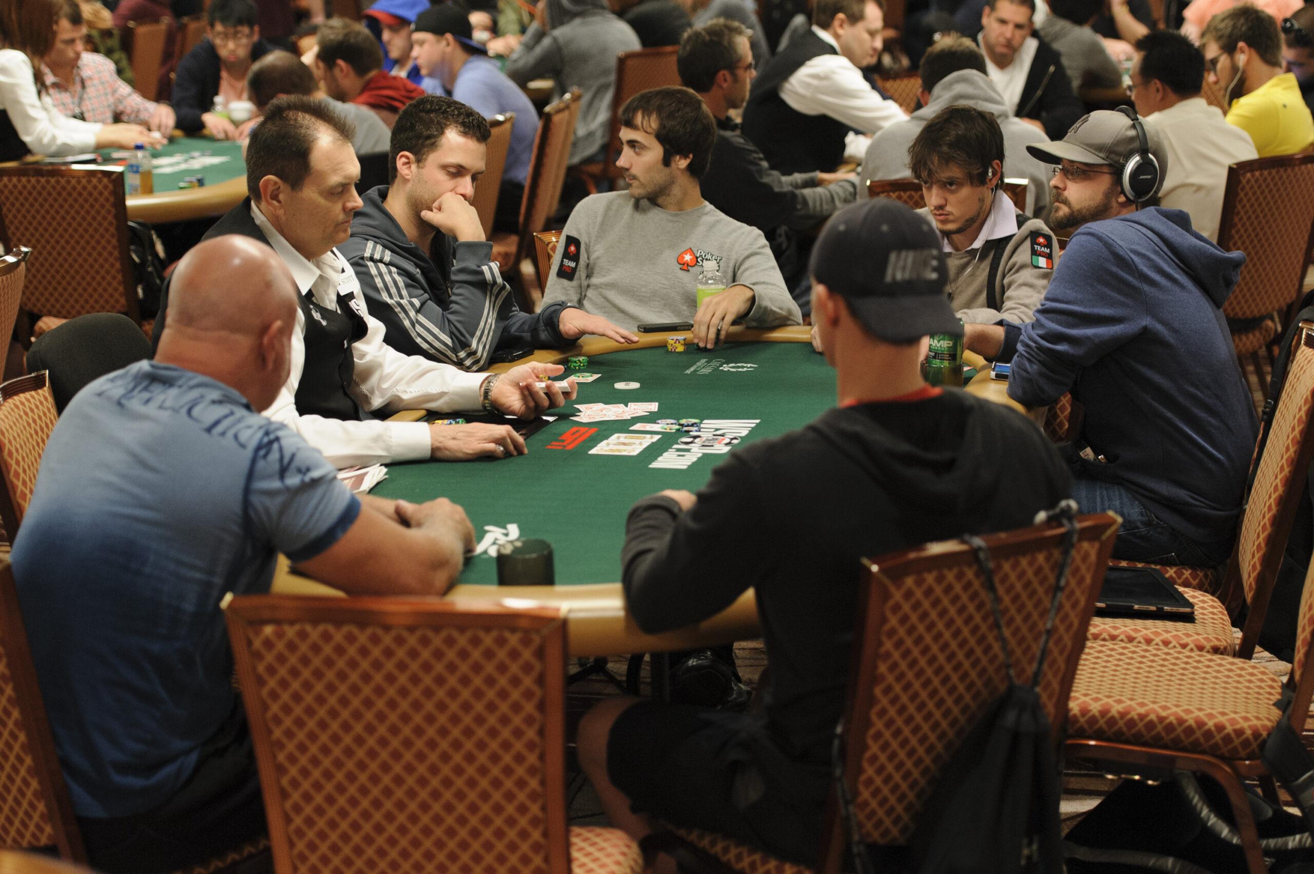 Tournament Poker Strategy Series: