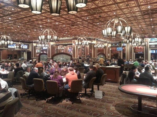 Las Vegas Poker Rooms: The Bellagio