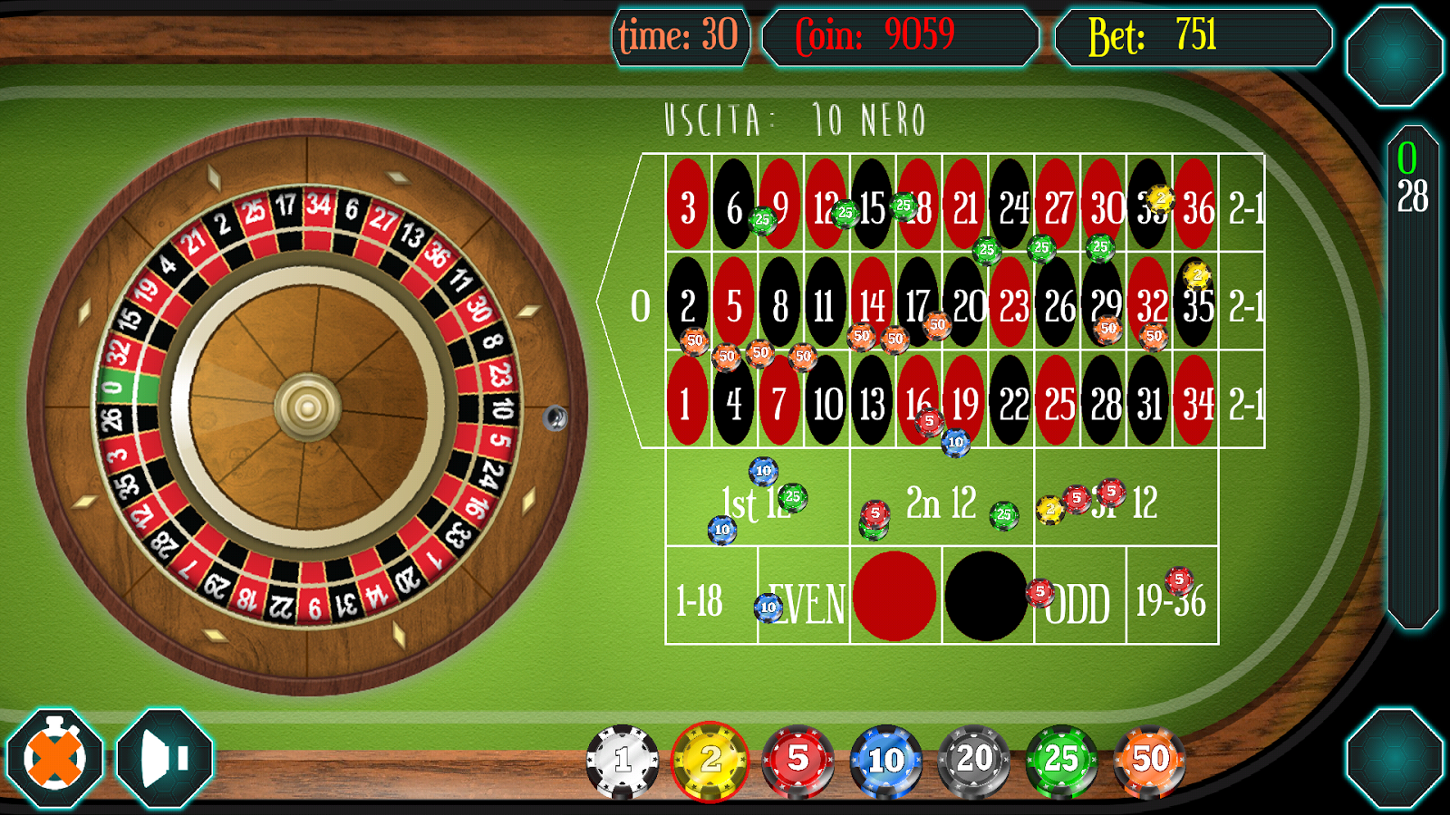 Comprehensible instructions for learning to play roulette