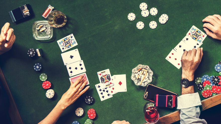 Gambling Game Of Chance