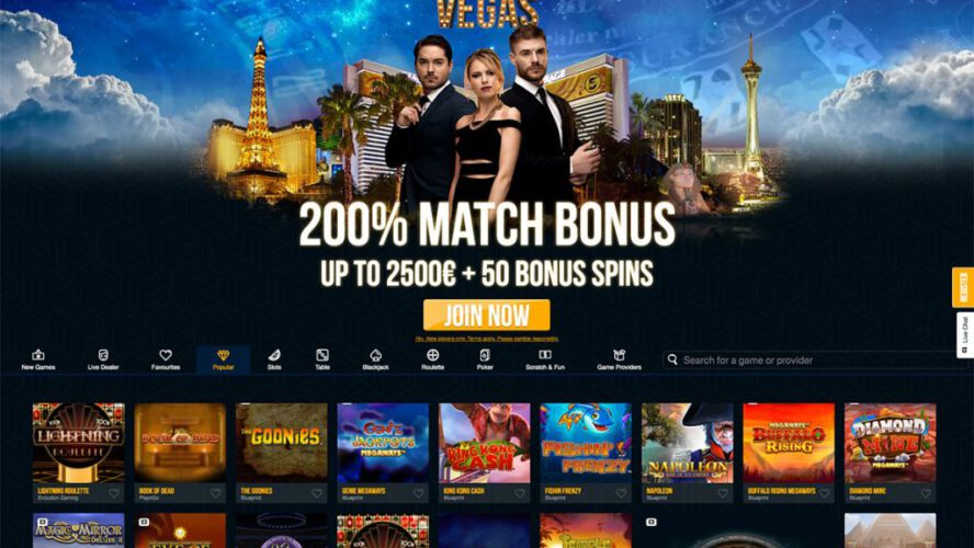 Find Out How A Casino On The Web Can Make Gaming Uncomplicated